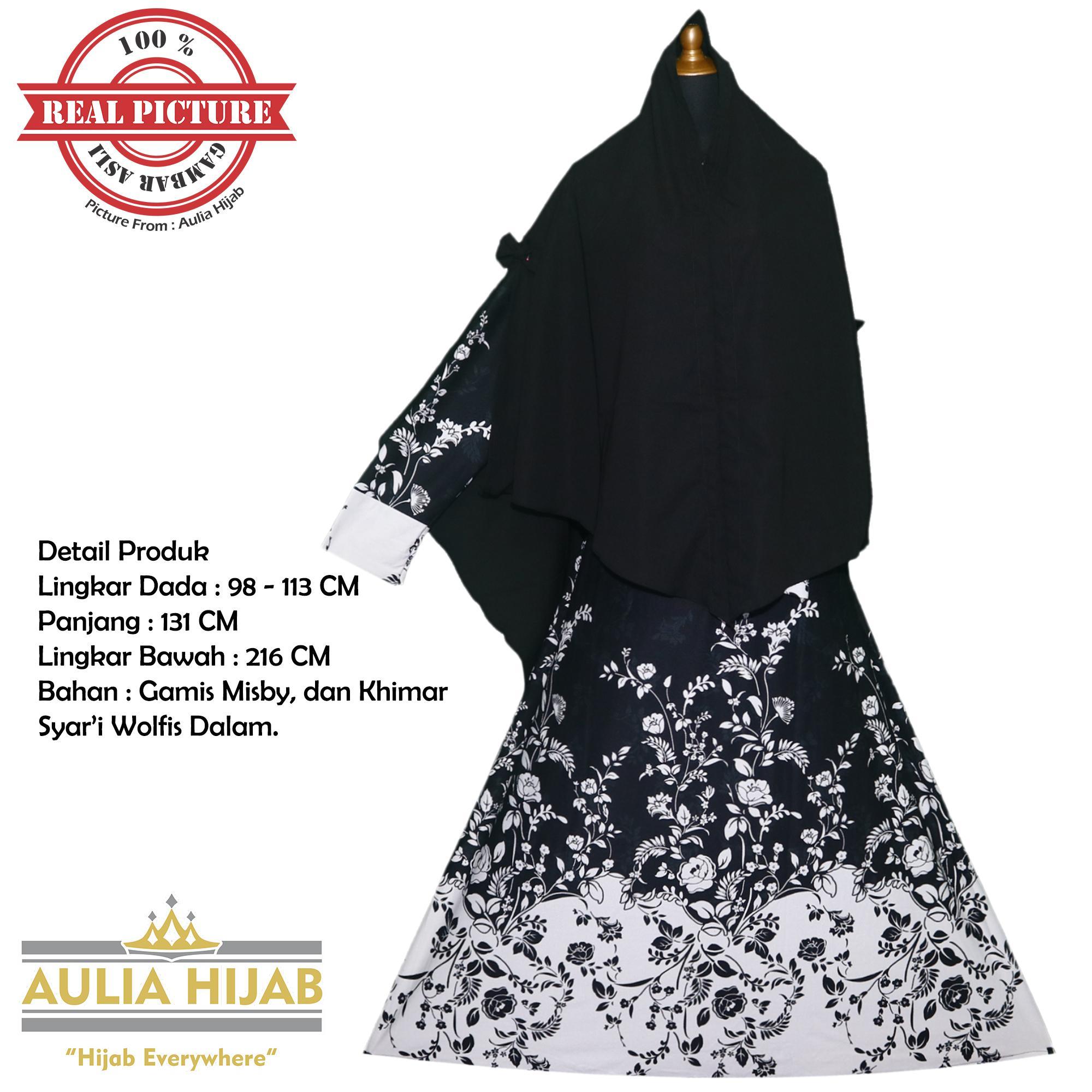 Aulia Hijab - New Cindy Syar'i INCLUDE KHIMAR JUMBO/Gamis Syar'i/Gamis Misby/Gamis Wolfis/Gamis Laser/Gamis Murah/Gamis Terbaru/Gamis Jilbab/Gamis Plus Jilbab/Gamis Jilbab Panjang/Gamis Plus Khimar/Gamis Pesta/Gamis Cantik