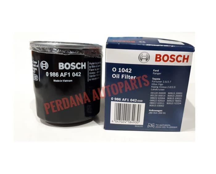 Filter Oli Innova Bensin 2.0 / Diesel 2.5 BOSCH