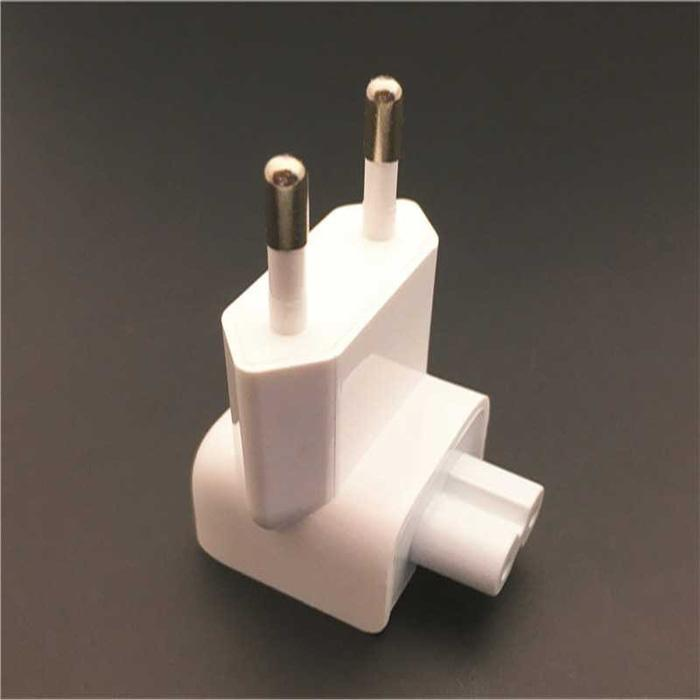 Adaptor - Eu Ac Plug For Apple Magsafe Adaptor Charger Macbook Steker Indonesia - Adaptor stock