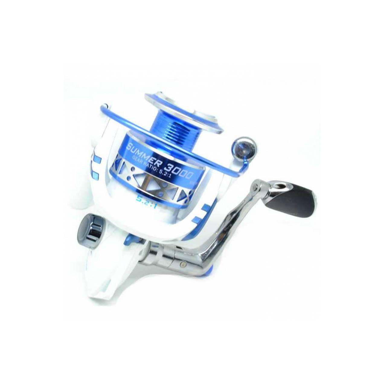 KastKing Reel Pancing Summer3000 9 Ball Bearing Terlaris Bagus Awet