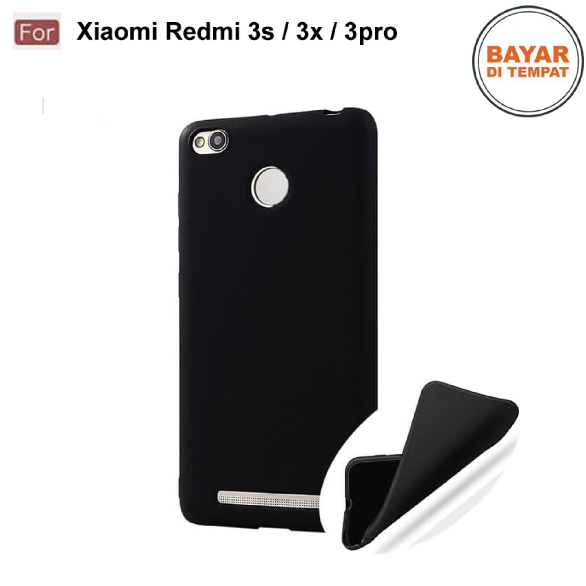 Case Baby skin elegant softcase ultraslim Casing Handphone Xiaomi Redmi 3s / 3x / 3pro