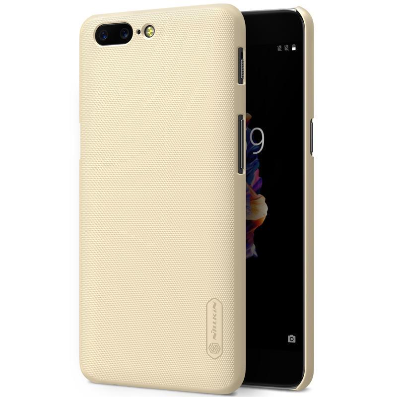 NILLKIN OnePlus 5 Casing Pelindung One Plus5 Casing HP A5000 Baur anti jatuh Casing pc Hardcase