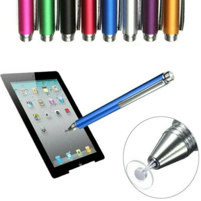 Fine Point Round Thin Tip Capacitive Stylus Pen Ipad 1-5 Air Mini By Dila Store 279.