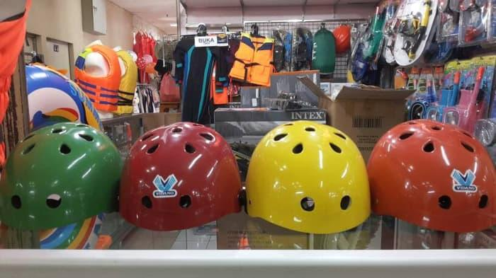 Best Top Seller!! Helm Outdoor Untk Raffting, Flaying Fox, Paralayang - ready stock