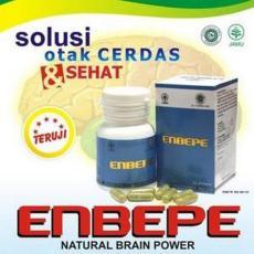 Enbepe / Vitamin Otak / Suplemen Otak / Nutrisi otak / vitamin otak anak /