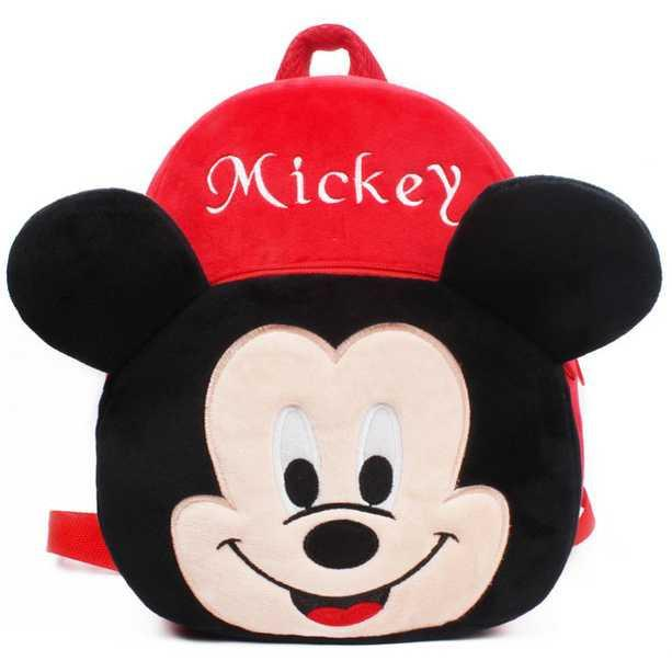 Tas pria selempang/Tas pria import/Tas pria ransel/Tas pria laptop/Tas pria eiger/Tas pria distro/Tas pria keren/Tas pria kecil/Tas pria murah Tas Sekolah Anak Karakter Kartun Mickey Mouse