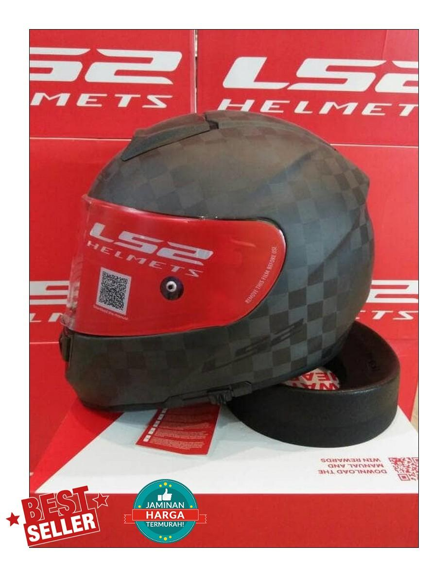HELM LS2 FF397 VECTOR Matt CARBON