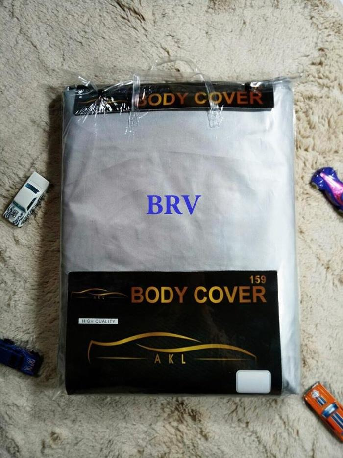 BRV Silver Coating Body Cover Mobil/Sarung Mobil/Selimut Mobil - 0xpQqUa