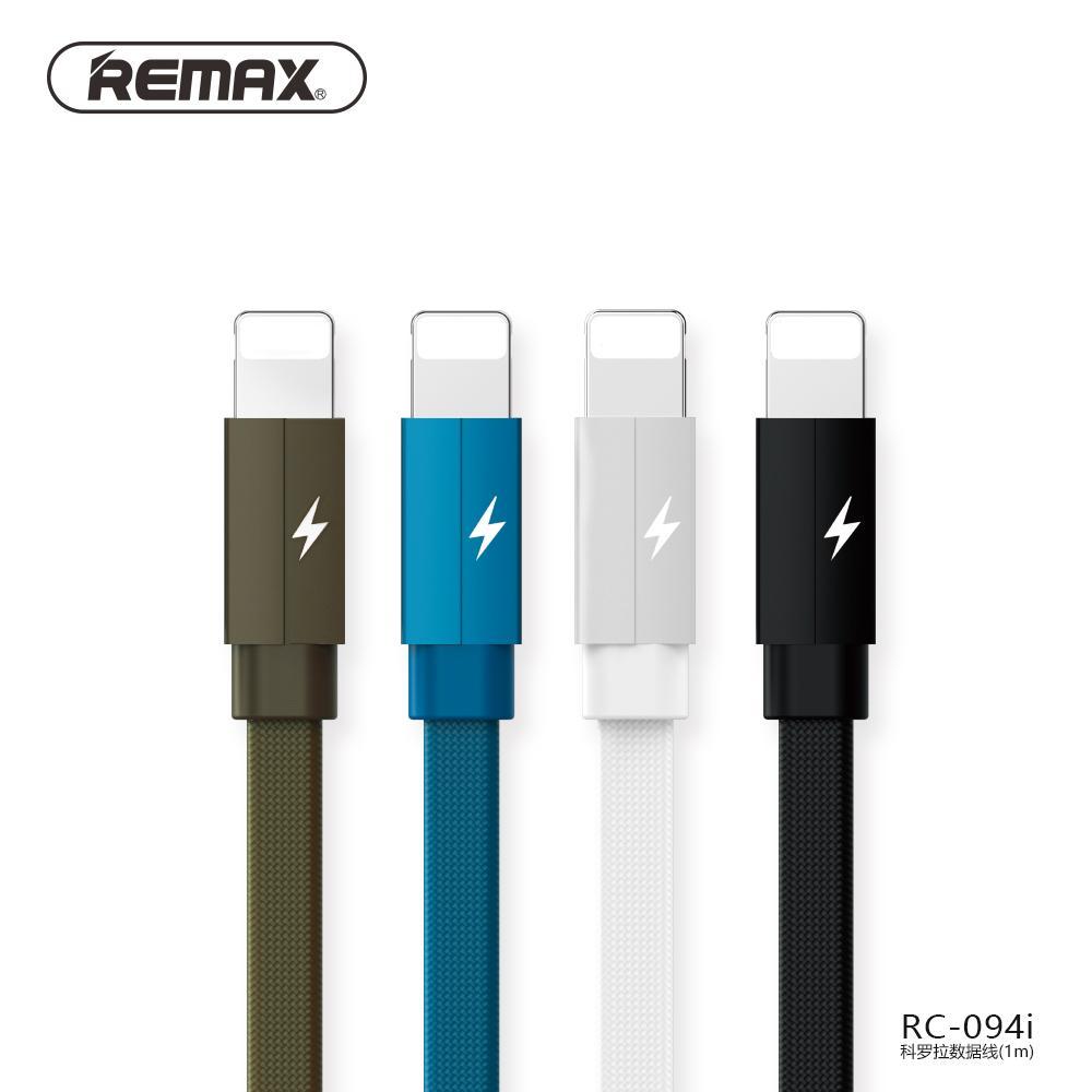 Kabel Data IPhone Remax Kerolla 1 Meter Garansi Resmi