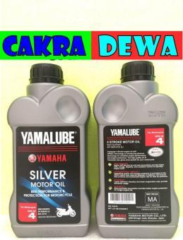 Review of YAMALUBE Oli Mesin Yamaha Yamalube Silver 20W40 4T KEMASAN 800 ML anggaran terbaik - Hanya Rp39.816