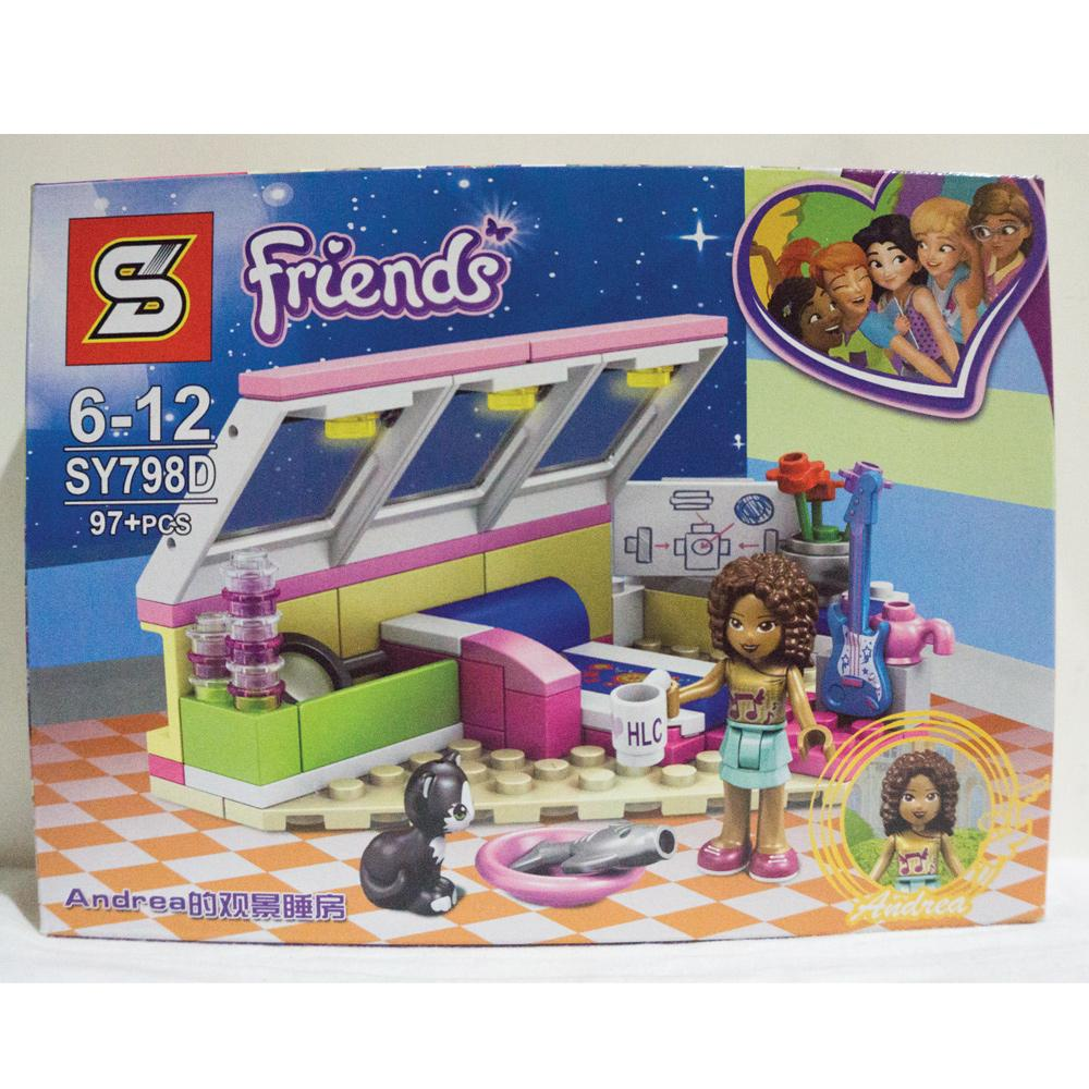 Lego Friends - SY 798 D