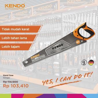 Bandingkan Toko KENDO Hand Saw Gergaji Potong KD-30403 By Bionic Hardware sale - Hanya Rp99.395