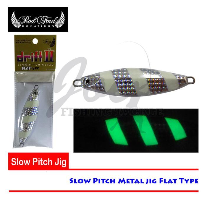 Rodford 60Gr Drift 2 S - Slow Pitch Metal Jig -