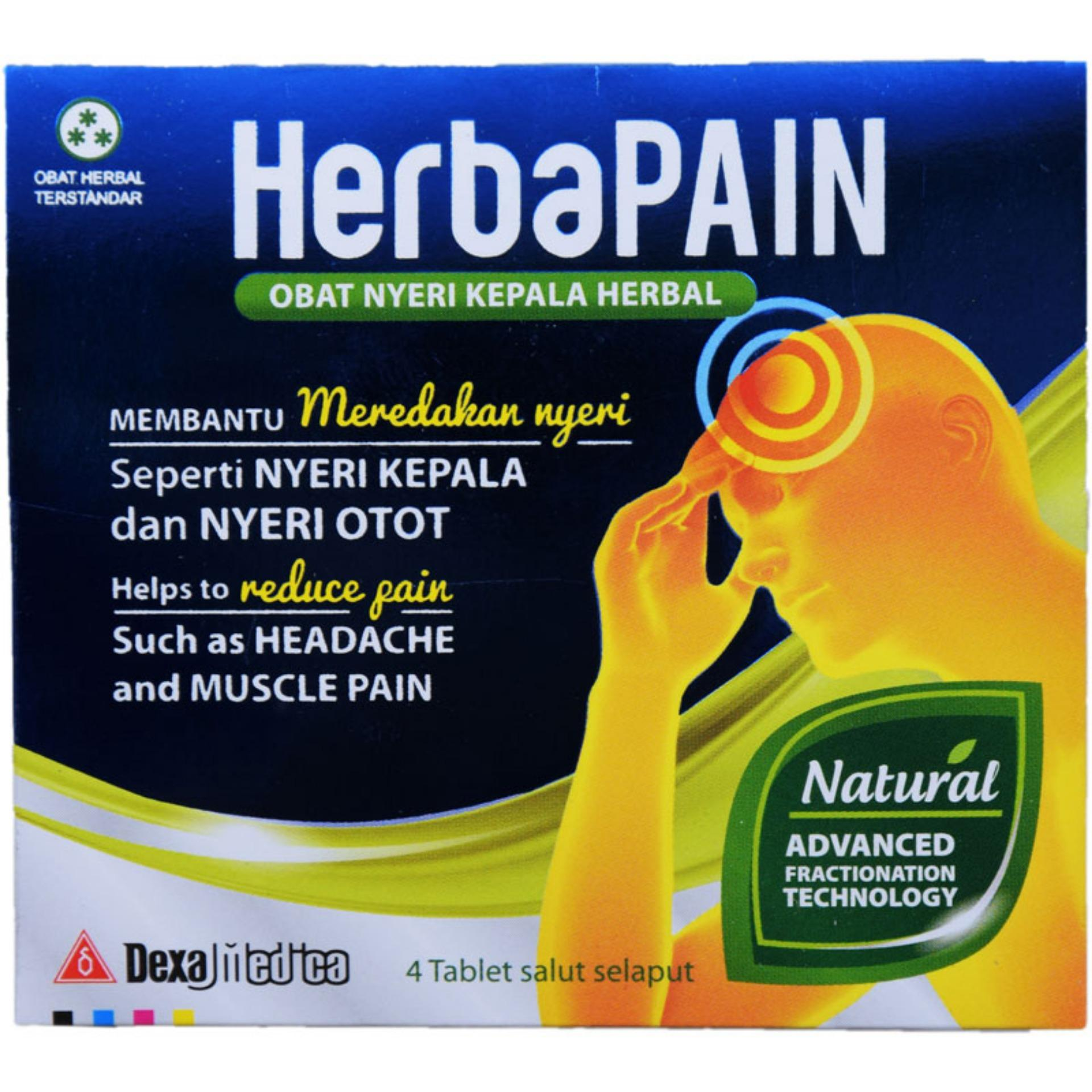HerbaPAIN Tablet 4's