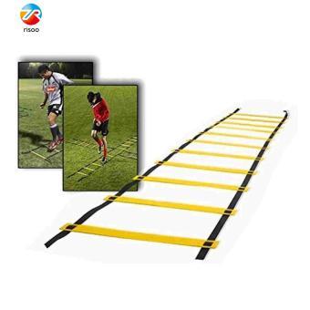 Bandingkan Toko 12 Plastic Rungs Agility Training Ladder with Black Carry Case sale - Hanya Rp233
