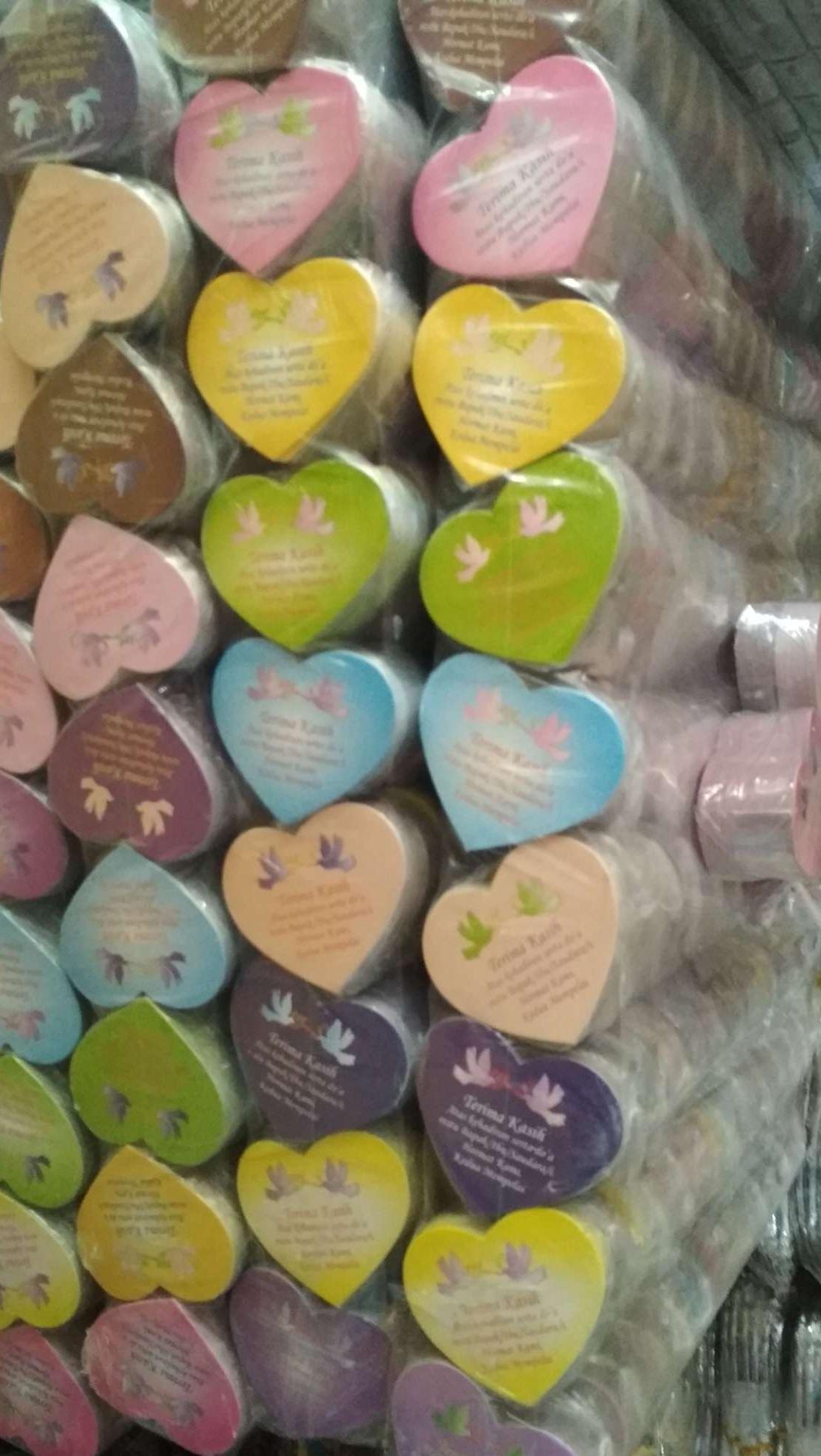 Buy Sell Cheapest Souvenir Pernikahan Kartu Best Quality Product Ucapan Terima Kasih Kupon 5 100 Lbr