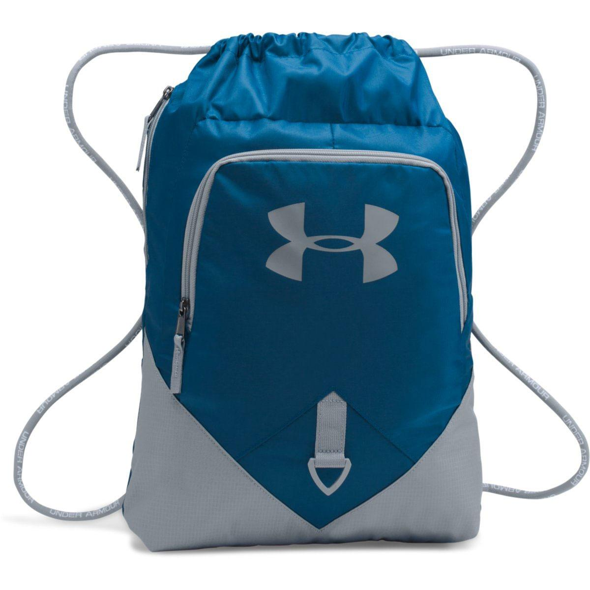 Under Armour original undeniable Sackpack - 1261954-997 - biru navy