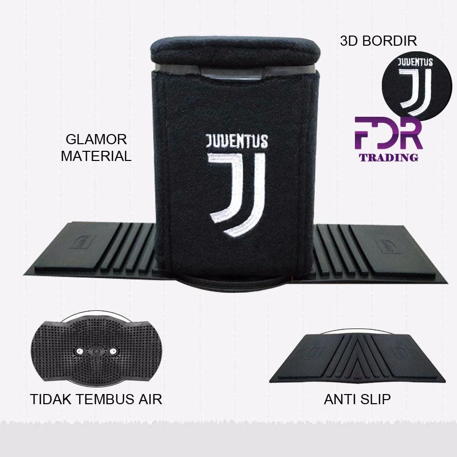 Tong sampah Juventus / tempat sampah mobil Juventus / car dusbin Juventus