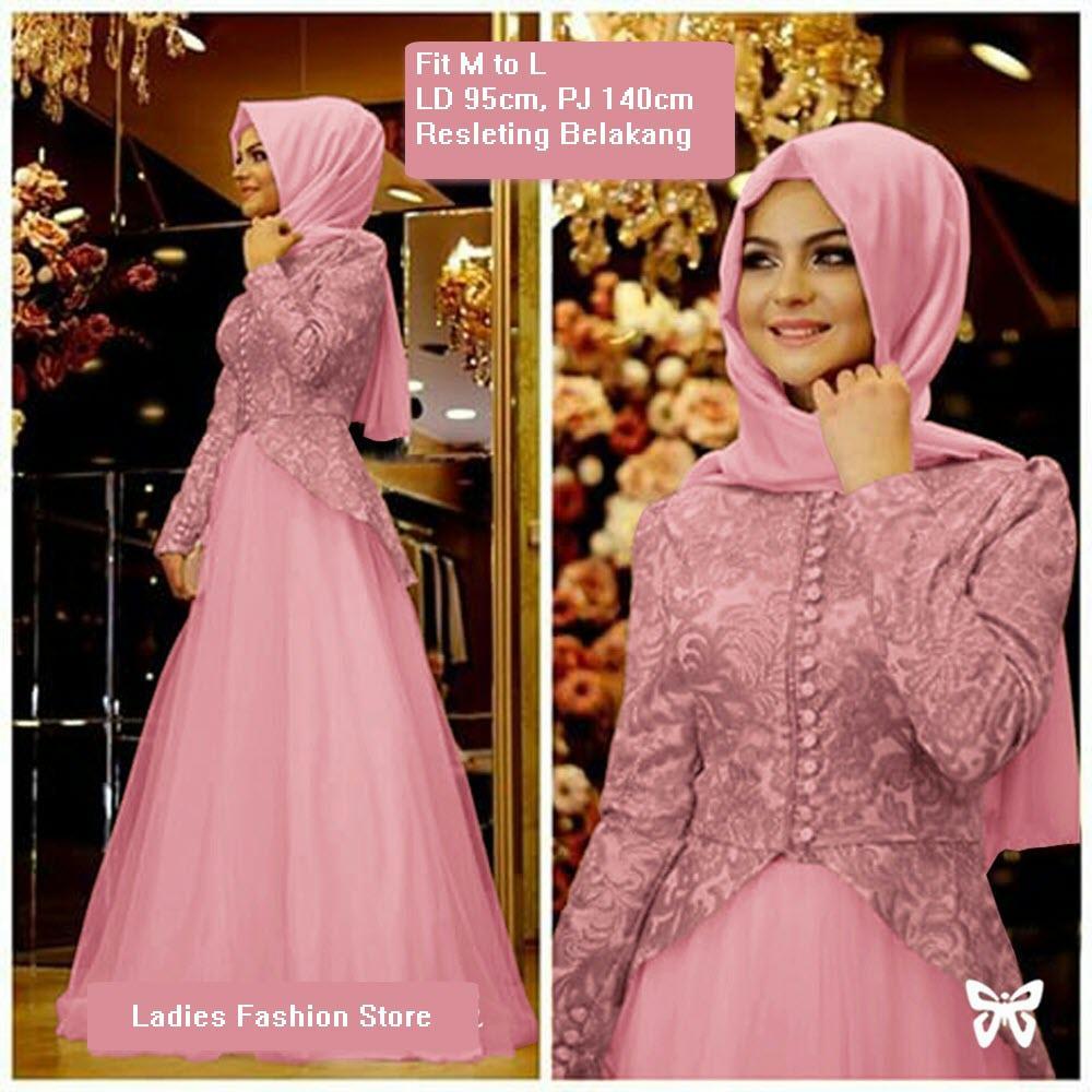 Jual Baju Muslim Ladies Fashion Terbaru Lazada Co Id