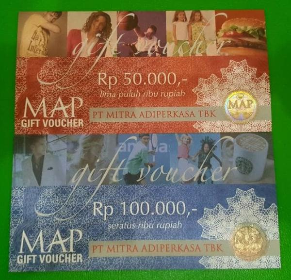 Voucher Map Nominal 100rb By Alph4 Store.