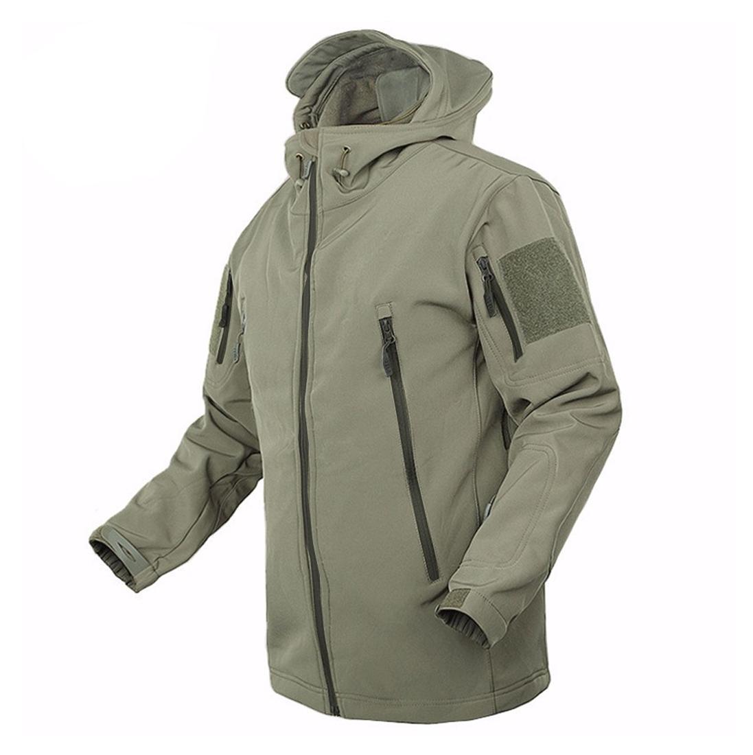 Jaket TAD Bravo.Jaket Militer Jaket Gunung Jaket Mantel Pria Tauring/Jaket Traveling/