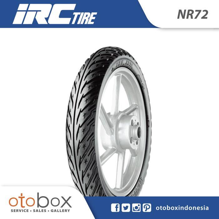 Ban Motor IRC Tubetype 70/90-17 NR72 TT