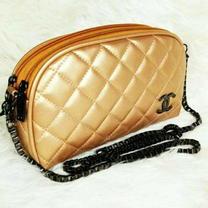 Tas Wanita Chanel Clutch/Tas Wanita Murah/Tas Wanita Branded/Handbag