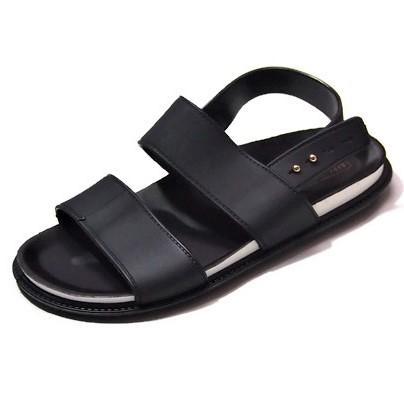 Sandal Flat Wanita Tali Full Karet - Sandal Bara Bara Jelly DE DD88 Warna Dikirim Random