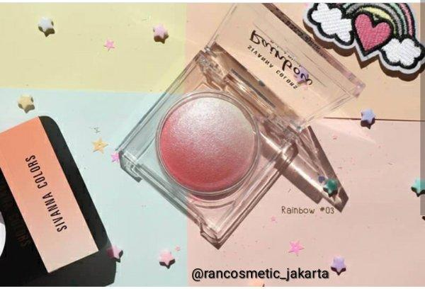 Sivanna Colors Rainbow Baked Blush Varian 03
