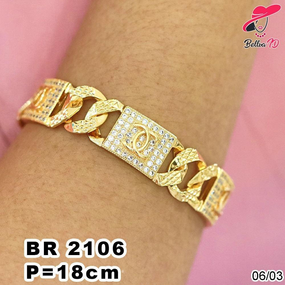 Gelang Rantai Chanel Xuping BR 2106