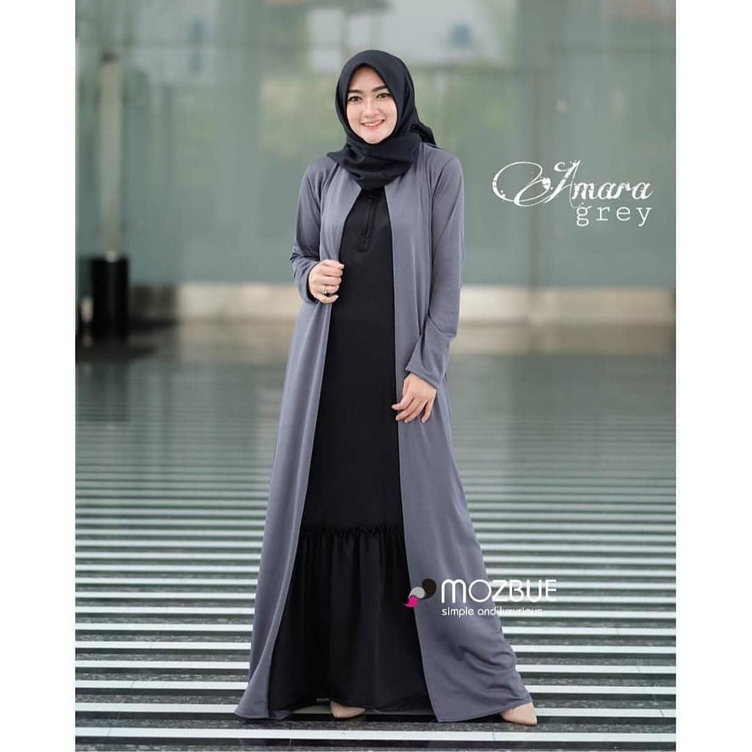 Miracle Rok Panjang Amara Maxi Jeans Payung WanitaIDR77265. Rp 90.000