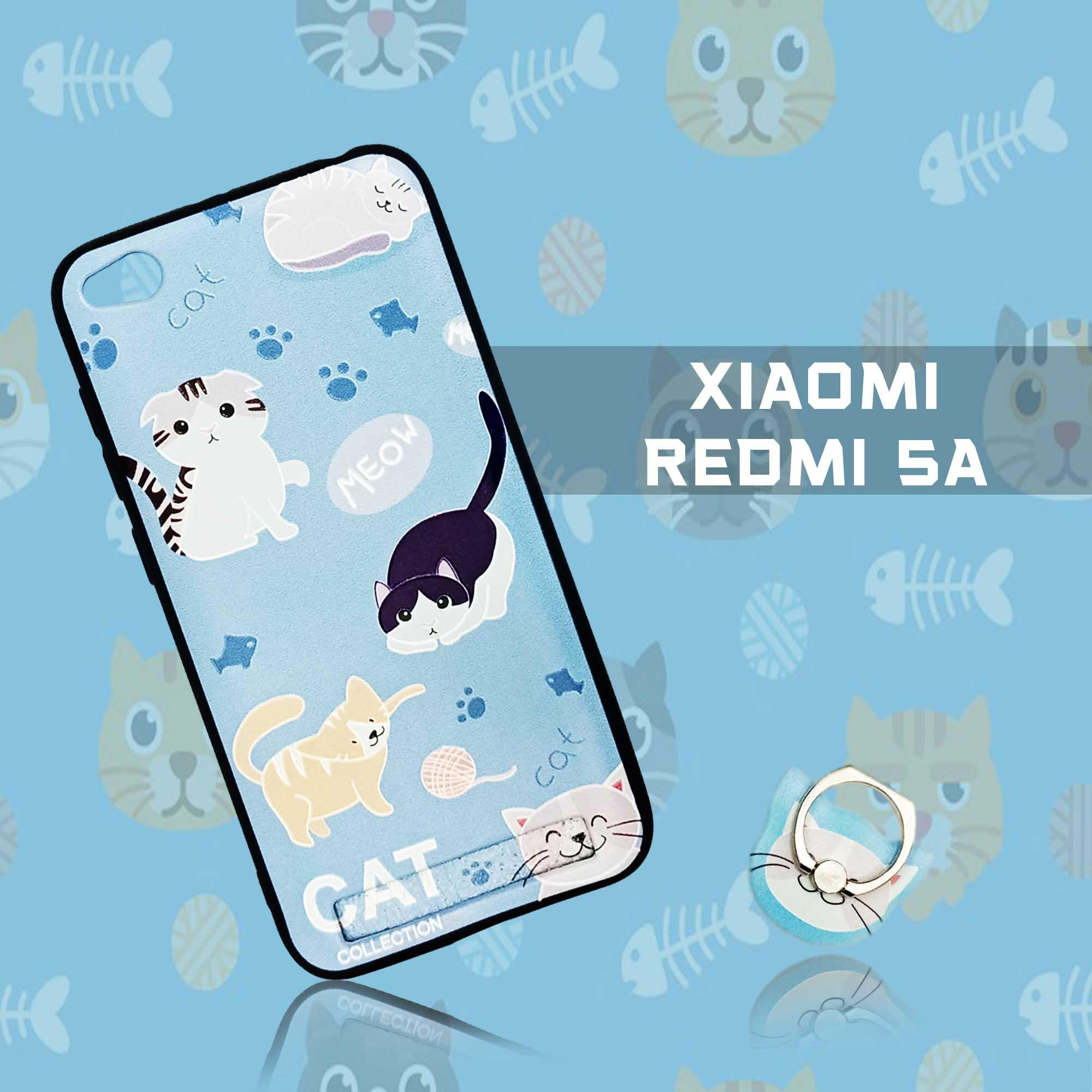 Rajamurah Softcase Plus Ring New Xiaomi Redmi 5A