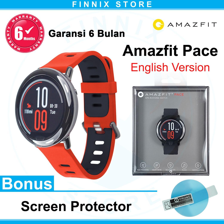 Amazfit Pace Xiaomi Huami Sport Smartwatch English Version (International)