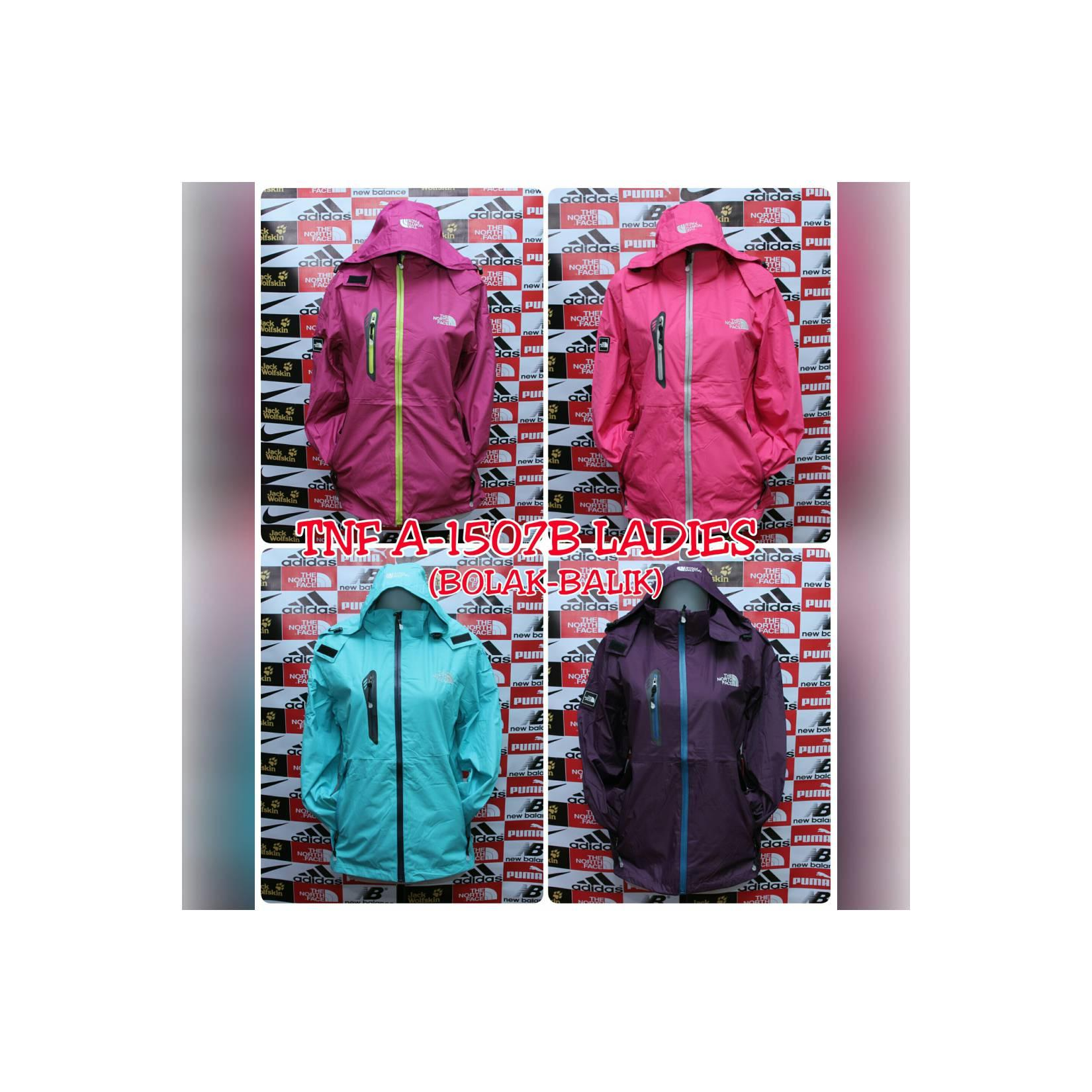 JAKET GUNUNG OUTDOOR THE NORTH FACE 1507 #TNF #REI #CONSINA #EIGER