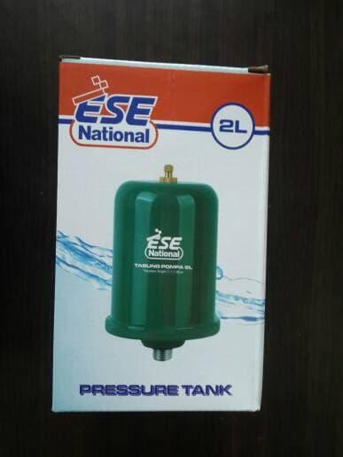 tabung otomatis pompa air tekanan angin 2lt nationa ese