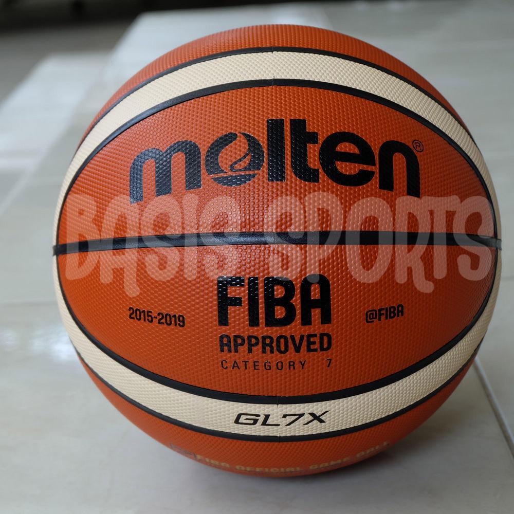 Beli Bola Basket Molten Gl7x Fiba Official Game Ball Terlariss Mikasa Spalding Gt7