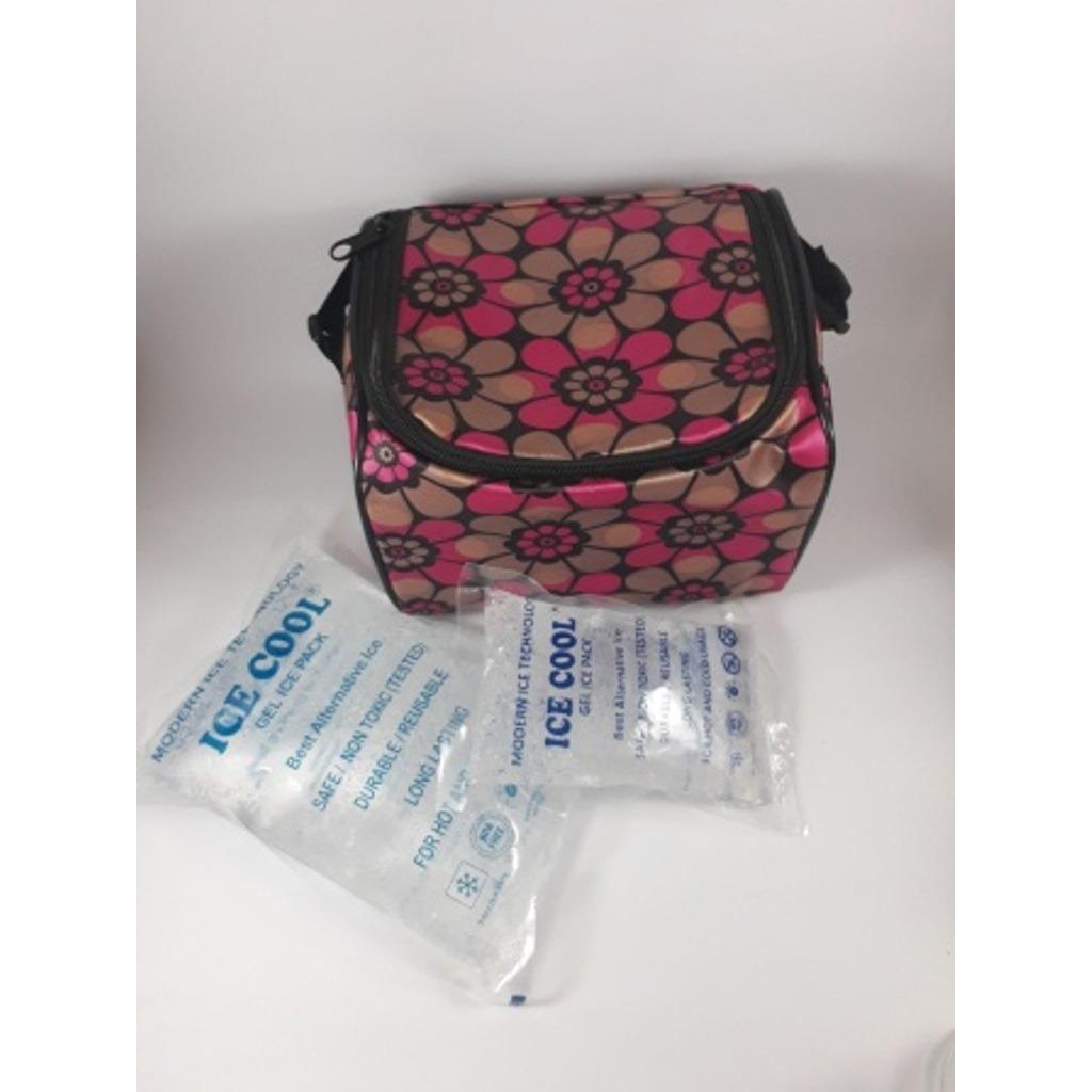 Jual Baby Cooler Bag / Tas ASI Paket A Free Ice Gel