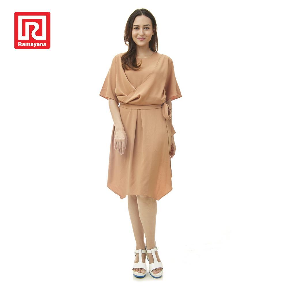 Ramayana - Nagita Slavina x Chapter 9 - Monica Dress Mocca