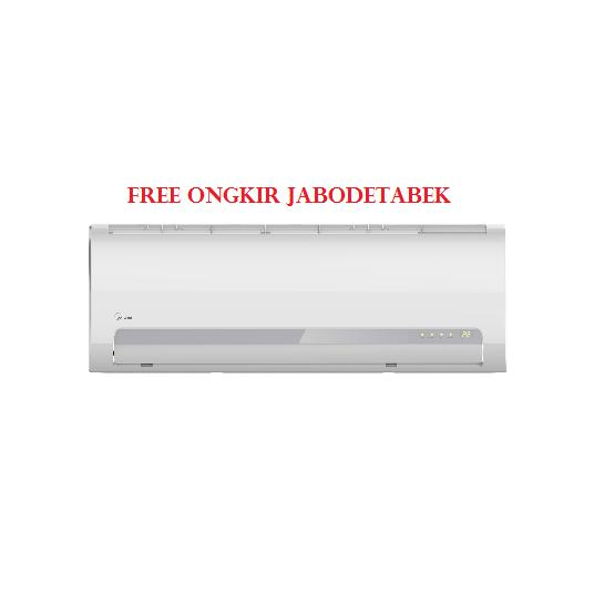 MIDEA MSBC 05CRN AC STANDAR 05PK Outdoor Dan Indoor Free Ongkir Khusus Jabodetabek