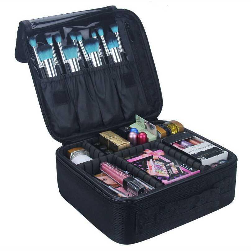Tas Koper Makeup Kosmetik Multifungsi