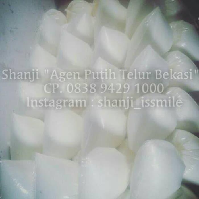 Promo - Putih Telur Matang Bekasi original