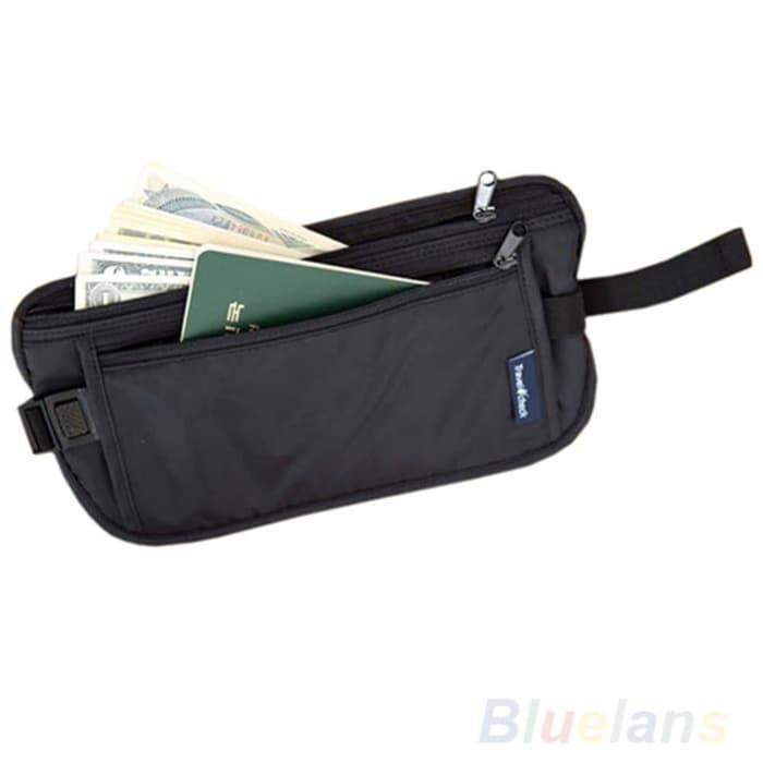307 Korean Dompet pinggang / Tas Pinggang / Travel Waist wallet