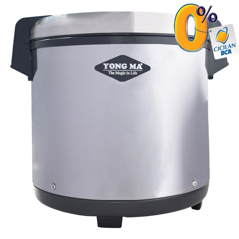 YONGMA Magic Jar 20 L Blacktinum - SMJ5019
