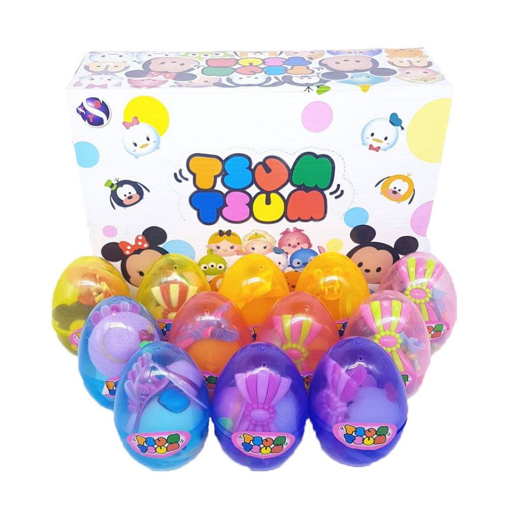 Buy Sell Cheapest Referensi Telur Kejutan Best Quality Product Mainan Isi Kecil Tsumtsum Sbt809 Surprise Egg Anak