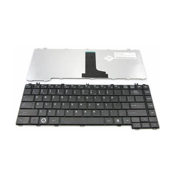 Keyboard Laptop Toshiba Satellite C600 C640- L600- L630- L635- L640- L640D- L645- L645D- L730- L735