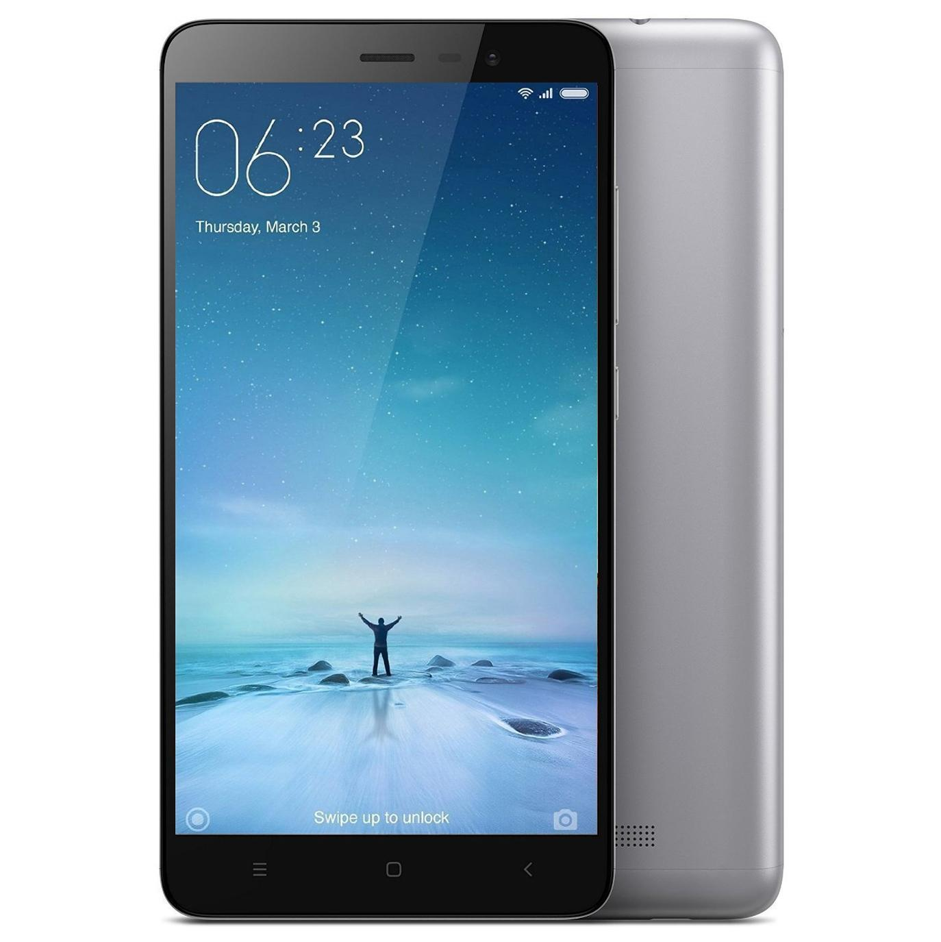 Xiaomi Redmi Note 3 4G - RAM 2GB - 16GB - Grey