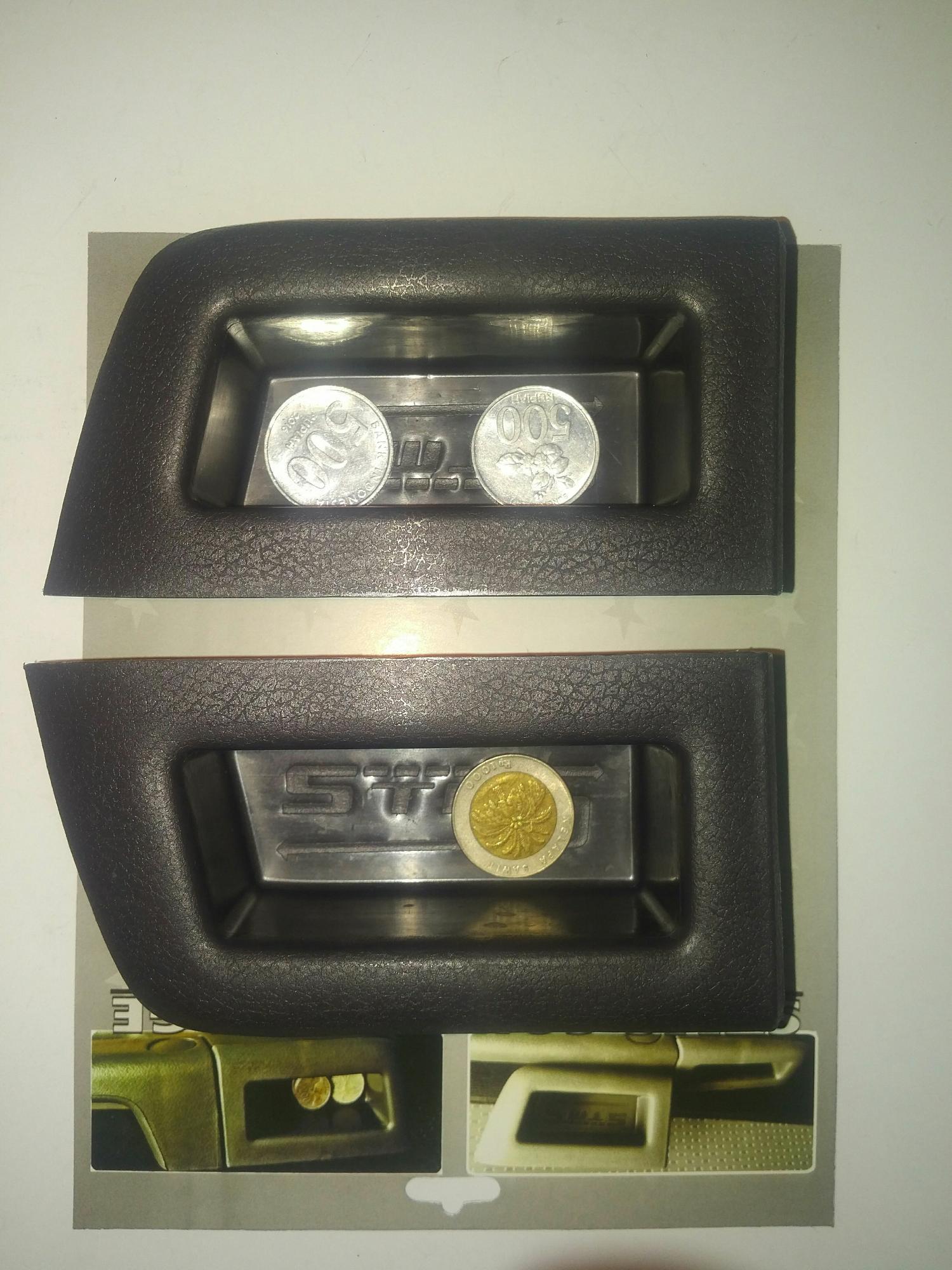 Coin/candy storage grand max minibus