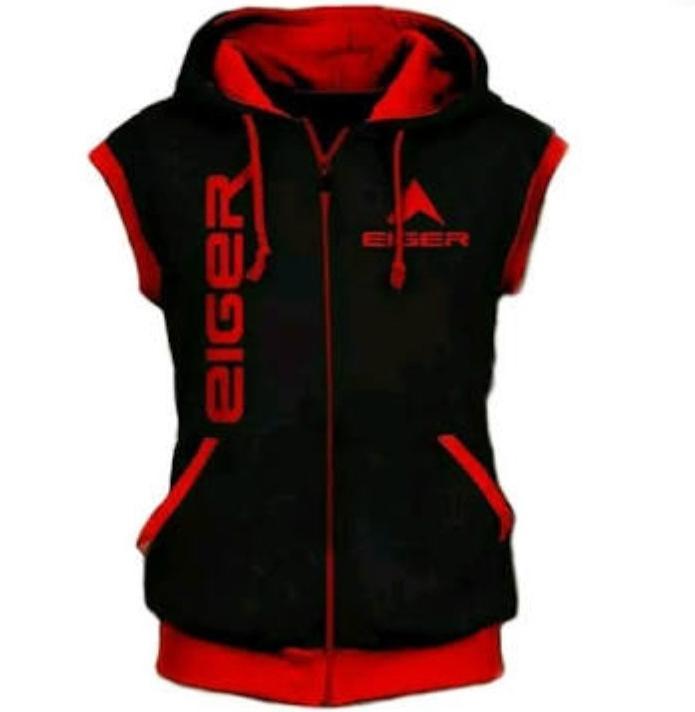 Jaket Baju Atasan Eiger Zipper Sweater Jumper Hoodie Rompi cd98471045