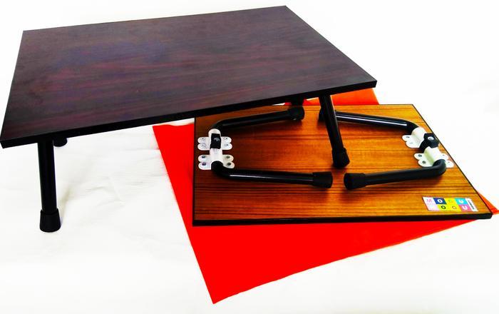 [ GARANSI 100% ]     Meja Lipat Serbaguna Lapis   @ meja belajar lipat anak makan dinding kayu laptop portable setrika karakter