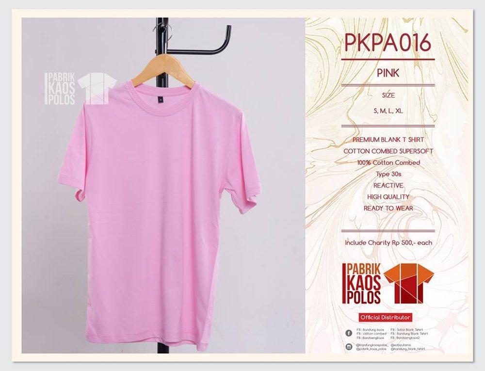 JUAL murah kaos polos kwalitasnya DISTRO bahan cotton combed 30s READY STOCK di lapak Pabrik Kaos Polos bandungblanktshirt